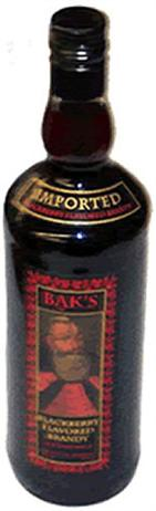 Bak's Polish Blackberry Brandy